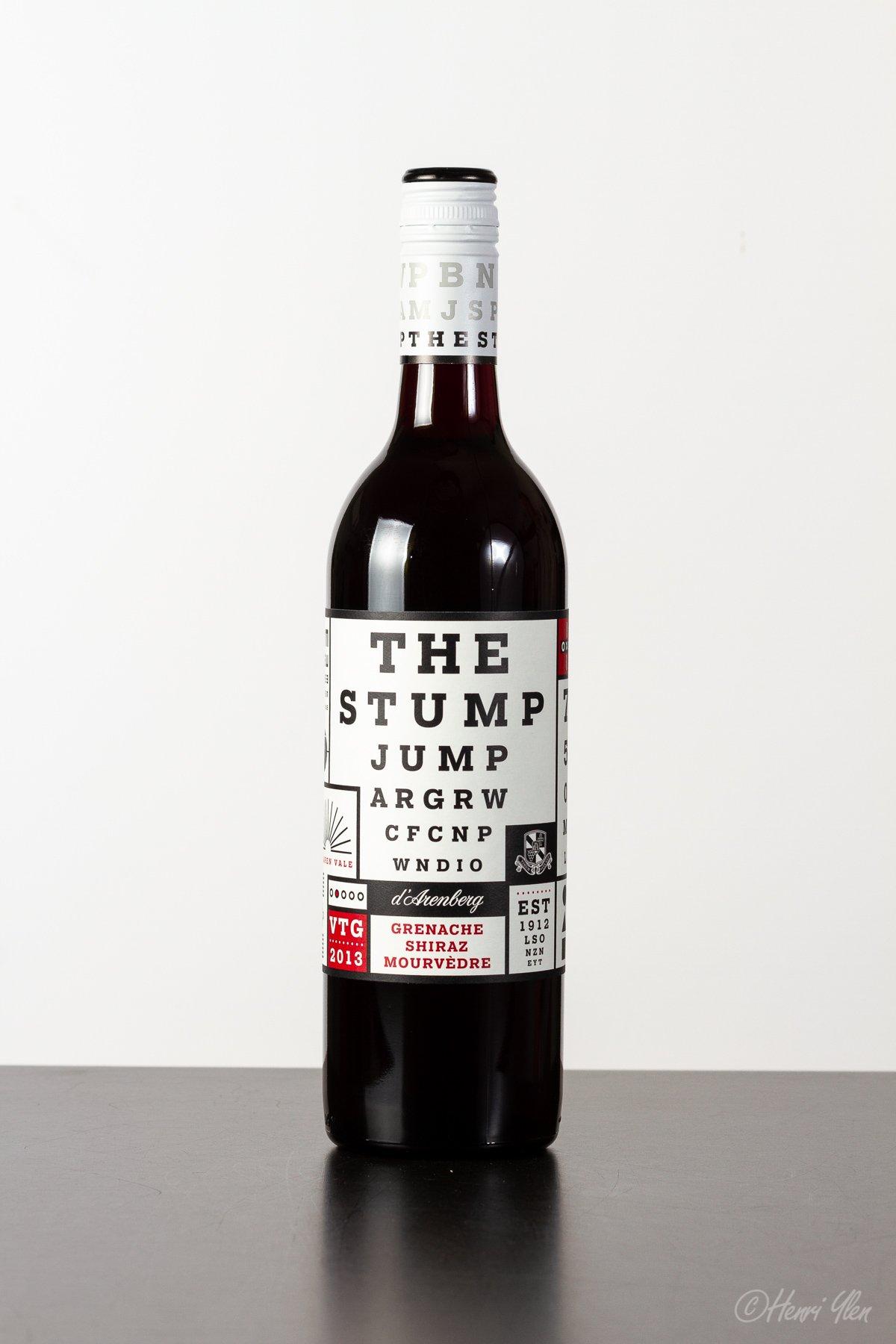 d'Arenberg Stump Jump GSM