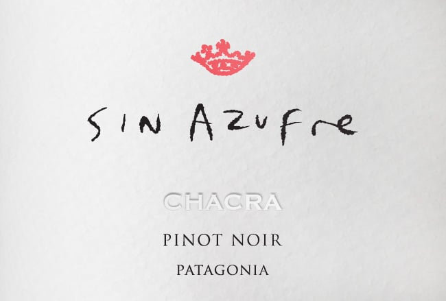 Chacra Sin Azufre Pinot Noir