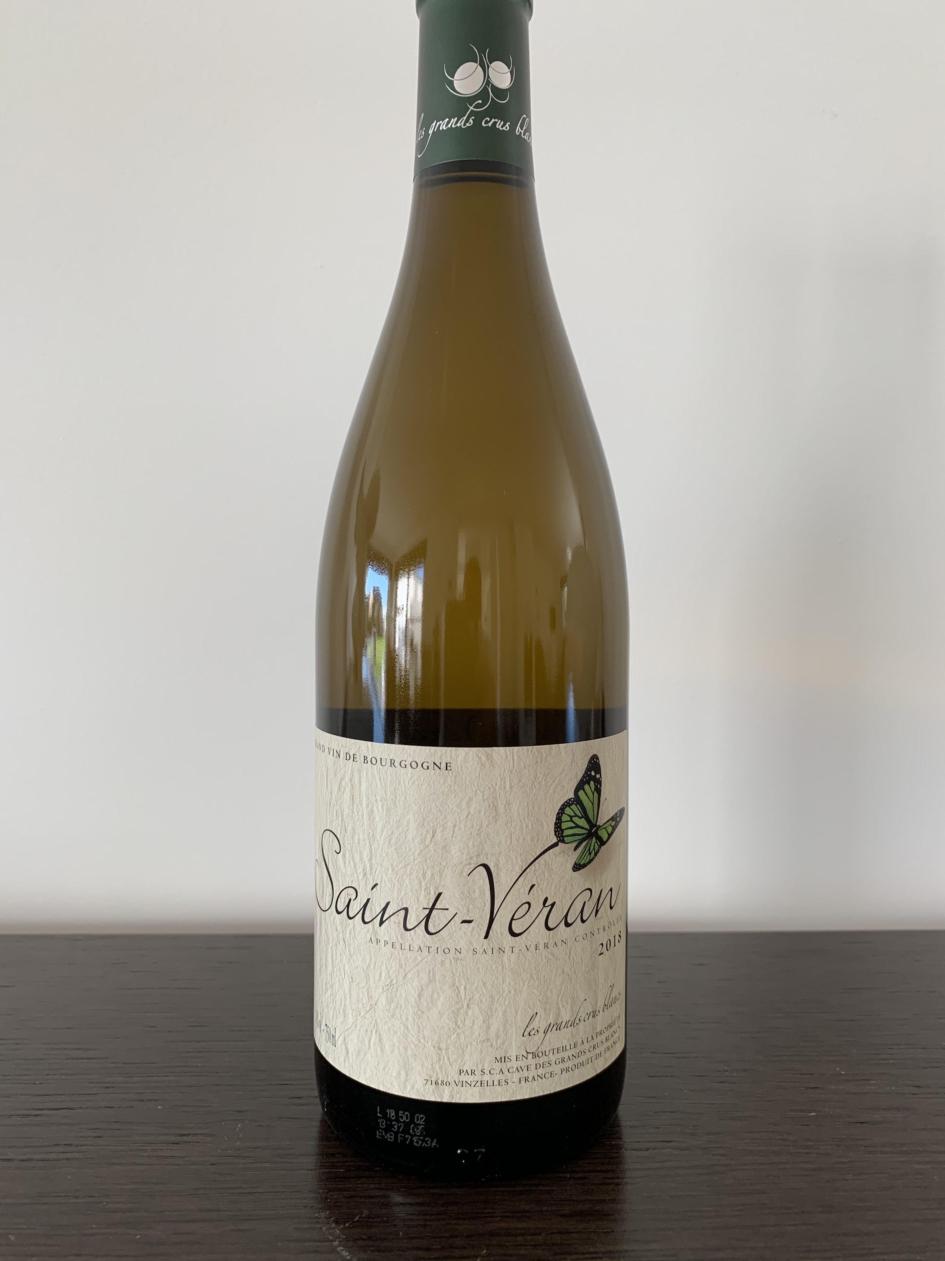 Bourgogne Saint Veran