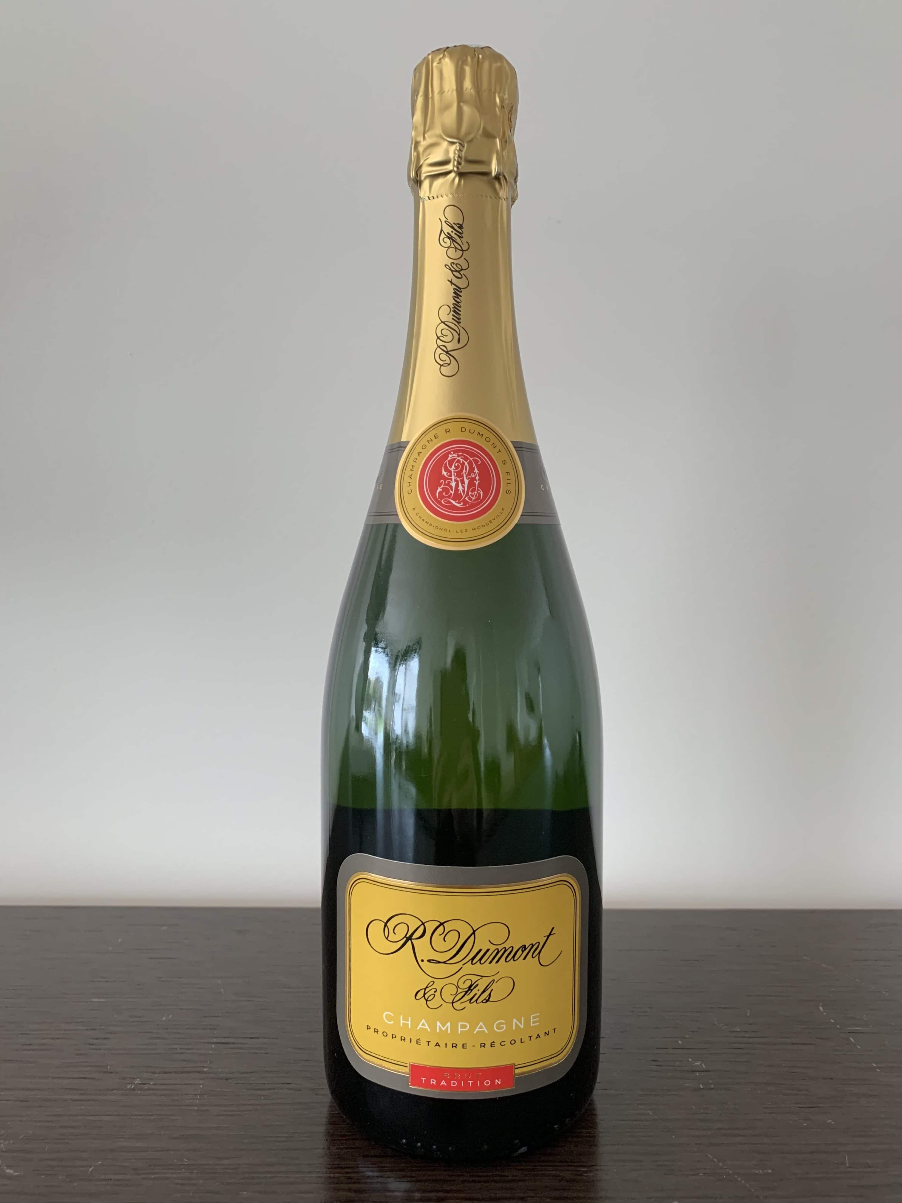 Champagne R Dumont & Fils