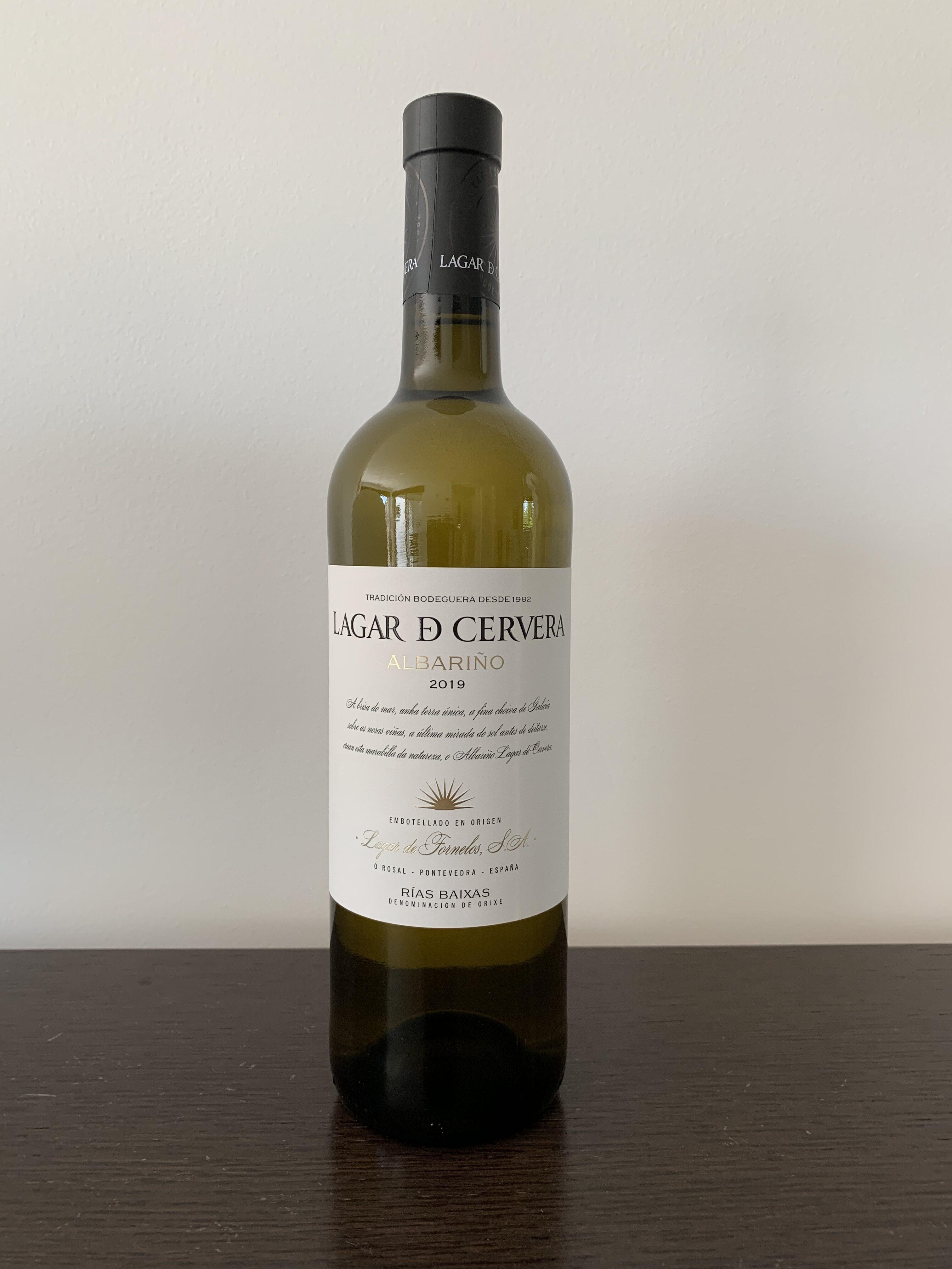 La Rioja Alta Albarino